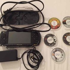 New Psp With 5 games - Mercari: Anyone can buy & sell