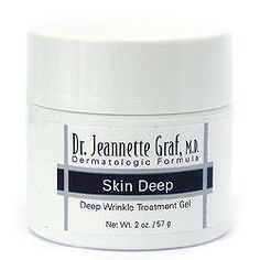 Dr Jeannette Graf MD Skin Deep Deep Wrinkle Treatment Gel -- Click image to review more details. (Note:Amazon affiliate link)