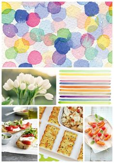 Create a partyspiration board to help guide your party planning decisions. Shape Collage, Beautiful Baby Shower, Cowboy Party, Everything Baby, Pennies, Have Time, Home Projects, Event Planning, Party Time