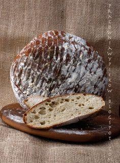 Pracownia Wypieków: Chleb orkiszowy na miodzie - krok po kroku