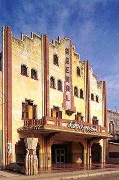 Edificios de Art Decó Cuba