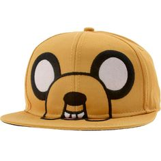 I Made the Awesomer! Adventure Time Snapback Caps