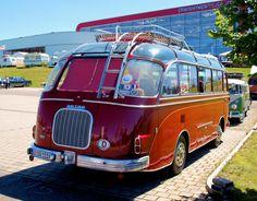 Alle Größen   1956 Setra S6 Reisebus ( jetzt Wohnmobil )   Flickr - Fotosharing!