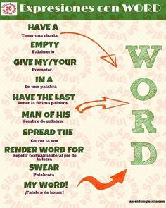 Expresiones con Word...
