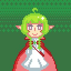 Nah from Fire emblem awakening in pixel art.