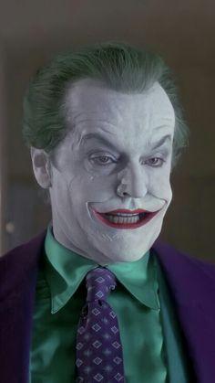 Joker Nicholson, Jack Nicholson, Creepy People, Joker Face, Best Iphone, Tbs, Gotham, Harley Quinn, Marvel Dc