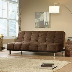 Sauder Woodworking Studio RTA Deshler Convertible Sofa ** Click image for more details.Note:It is affiliate link to Amazon.