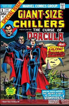 Marvel Giant Size Chillers #1: Featuring the Curse of Dracula