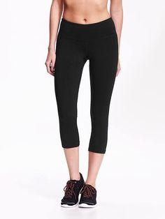 Want size L black cropped leggings