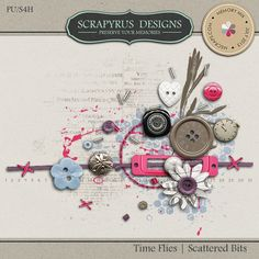 Time Flies | Scattered Bits :: Elements :: Memory Scraps