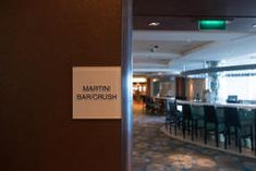 Celebrity Summit Martini Bar