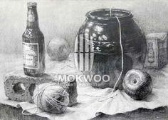 서울예고 입시 - Google 검색 Pencil Drawings, Art Drawings, Still Life Drawing, Basic Drawing, Drawing Techniques, Contemporary Artists, Colored Pencils, Sketches, Fine Art