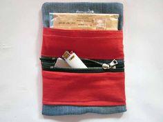 Tutorial fai da te: Come realizzare un porta tabacco via DaWanda.com
