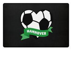 Fussball Herz Hannover T-Shirt Design, Shirts, Accessories, Hannover, Football Soccer, Heart, Dress Shirts, Shirt