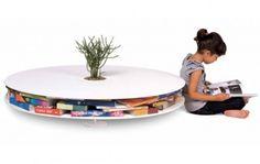 Zerino table by Italian studio AK47