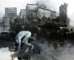 "Saatchi Art Artist Julien Spianti; Painting, ""Untitled"" #art"