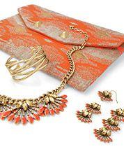 Pretty corals! get them here  www.stelladot.com/dawnkathrynelkins