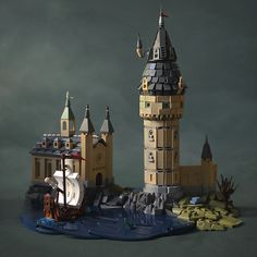 Check out the best LEGO models of as picked by the Brothers Brick team Lego Hogwarts, Lego City, Legos, Chateau Lego, Lego Minifigure Display, Lego Robot, Lego Moc, Lego Lego, Micro Lego