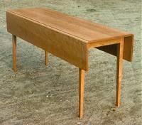 Falcon Woodworks Drop Leaf Table