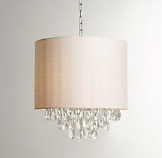Chandeliers & Pendants | Restoration Hardware Baby & Child - girls rooms
