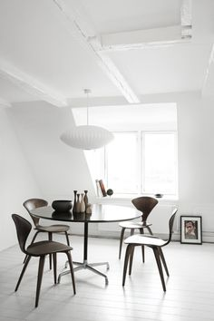 Is To Me | Interior inspiration: dining room