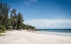 Einsamer Strand auf Koh Phangan, Thailand © www.sommertage.com Koh Phangan, Hotels, Strand, Beach, Water, Outdoor, Paradise On Earth, Last Minute Vacation, Summer Days