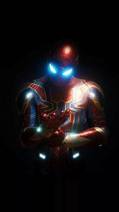 The Avengers Endgame - Marvel Universe The Aveng. Iron Man Avengers, Marvel Avengers, Marvel Art, Marvel Heroes, Spiderman Marvel, Iron Man Spiderman, Captain Marvel, Amazing Spiderman, Spiderman Kunst