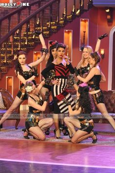 Gundaay Stars on Comedy Night With Kapil-8