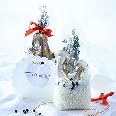Geschenke aus der Küche - alles selbstgemacht! - risotto-mix Rezept