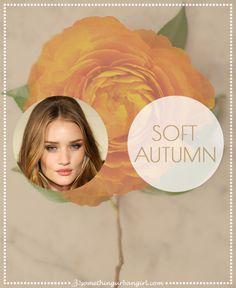 Soft Autumn seasonal color palette description by 30somethingurbangirl.com