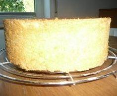 Biskuit HOCH - Tortenboden