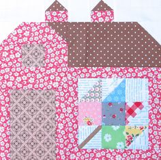 Bee In My Bonnet: The Quilty Barn Along Youtube Tutorial...Barn 5...Maple Leaf block!!!...