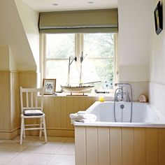 Modern Country Bathroom Designs modern country cottage | family bathroom, modern country and