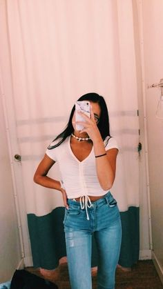 Teen fashion outfits – Teenager outfits – Casual summer outfits – Clothes – Casual outfits – C Cute Party Outfits, Party Outfits For Women, Cute Teen Outfits, Teenage Outfits, Cute Outfits For School, Cute Winter Outfits, Teen Fashion Outfits, Mode Outfits, Trendy Outfits