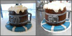 Beer Cake, birthday