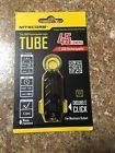 Nitecore Tube 45 Lumens USB Rechargeable Mini Keychain LED Flashlight - Black