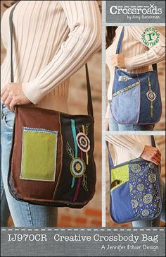 Creative Crossbody Bag | Indygo Junction