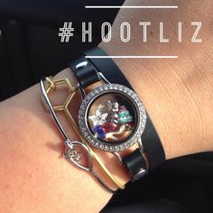 #hootliz #origamiowl #leather #bridal www.lizlundeen.origamiowl.com