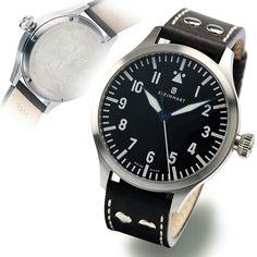 Nav B-Uhr 44 Automatic A-Muster  - Steinhartwatches