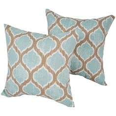 Designer Outdoor Throw Pillow