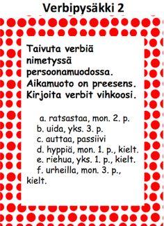 OpenIdeat: Verbejä ja historiaa Special Needs Teaching, Teaching Reading, Grammar, Alphabet, Literature, Language, Classroom, Writing, School