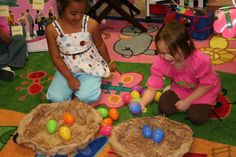 use eggs for math addition activity