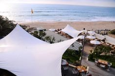 Blue Cargo - Super restaurant avec le golf d'Ilbarritz au-dessus, à Bidart. Vue exceptionnelle. Aquitaine, Hotel Concept, Atlantic Beach, Biarritz, Bilbao, Summer 2014, Ranger, Seaside, Trip Advisor