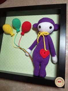 crochet frame!