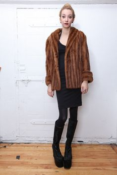 Fabulous fur!!!! love the length and fit..would work with my fur, except I am keeping the hood