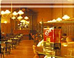 Café Sperl  Founded in 1880, Sperl is considered to be a classic synonym for Viennese coffeehouse culture. An interior just like one from the 19th century, pool tables and a large selection of newspapers will whisk you away into fin-de-siècle Vienna.