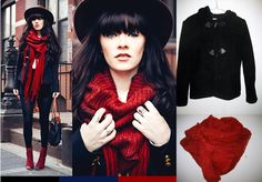 Lookbook.nu girl and Holy Rags clothes