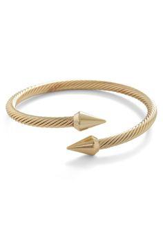 Spike a Pose Bracelet - Gold, Solid
