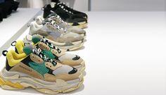 save off 4561e acd82 Balenciaga Triple S Sneaker. Jordans SneakersAir JordansHuarachesNike ...
