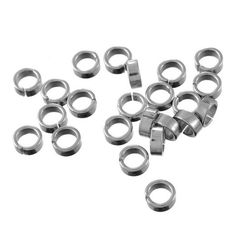 DIY Jewelry Findings Stainless Steel Open Jump Ring Flat Wire 250PCs    Compare Best Price for DIY Jewelry Findings Stainless Steel Open Jump Ring Flat Wire 250PCs product. Here we will give you the information of finest and low cost which integrated super save shipping for DIY Jewelry Findings Stainless Steel Open Jump Ring Flat Wire 250PCs or any product promotions.  I think you are very lucky To be Get DIY Jewelry Findings Stainless Steel Open Jump Ring Flat Wire 250PCs in discount price…